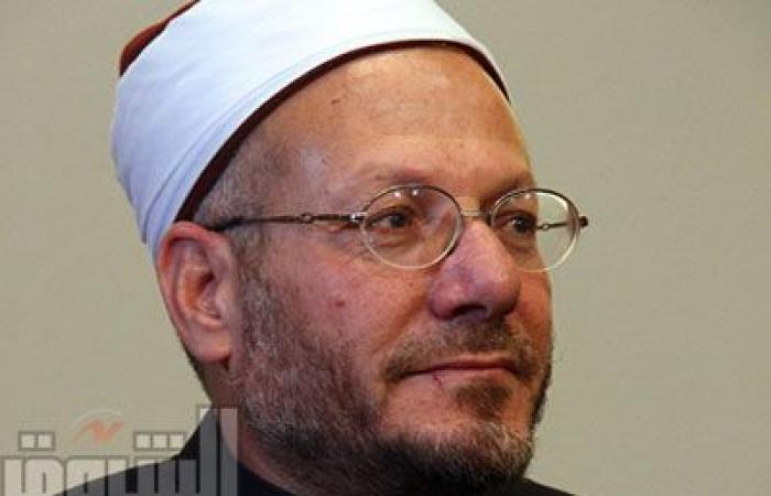 «المفتي»: الله سخر علماء الأزهر وشيخنا سيد طنطاوي لحماية راية الوسطية