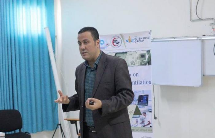 دورة تدريبية في التنفس الصناعي يُنظمها «الجلاء» في بنغازي