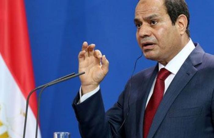 «السيسي» محذرا المصريين: «انتبهوا لمحاولات خفض الروح المعنوية»