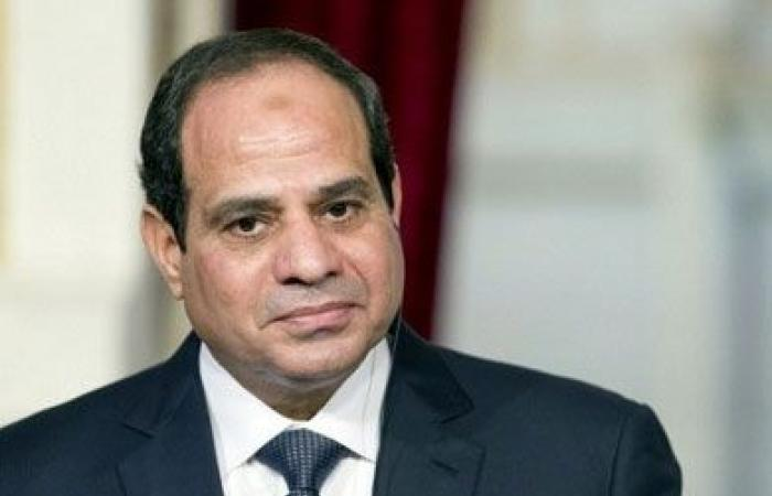 «السيسي»: «اللي حمى مصر ربنا مش حد تاني»