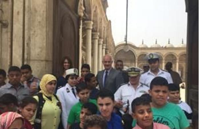 «شرطة السياحة» تنظم رحلة ترفيهية للأيتام وذوي الاحتياجات الخاصة
