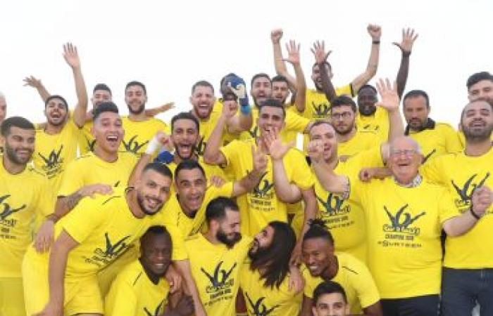 العهد بطلاً لكأس لبنان بركلات الترجيح على حساب النجمة