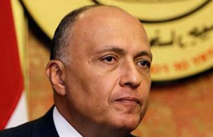 وزير الخارجية: بين مصر وفرنسا اهتمام متبادل لتنمية العلاقات اقتصاديا وثقافيا