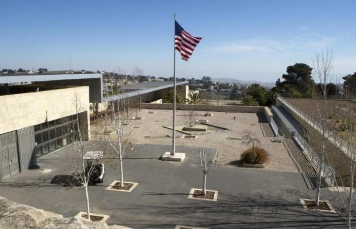 استعدادات لافتتاح سفارة أميركا بالقدس بذكرى النكبة