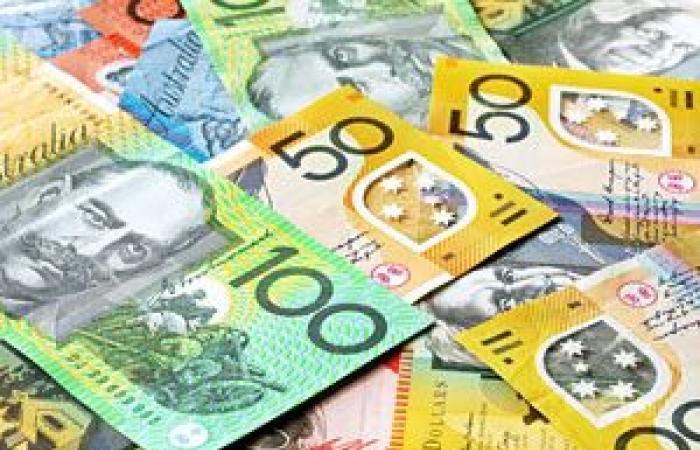 الدولار الأسترالي يتداول بالقرب من الأدنى منذ خمسة أشهر تقريبا
