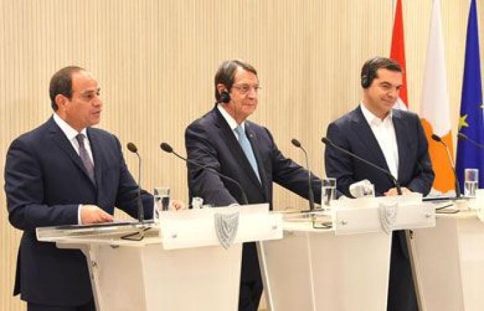 اتفاقيات لدعم الاستثمارات بين مصر وقبرص واليونان فى ثانى أيام «إحياء الجذور»