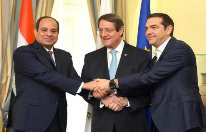 «الرئاسة»: الخريف المقبل.. قمة ثلاثية بين مصر واليونان وقبرص