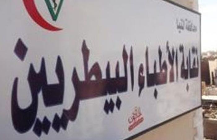 الجمعة.. «البيطريين» تعقد «عمومية عادية» لمناقشة مشكلات أعضائها