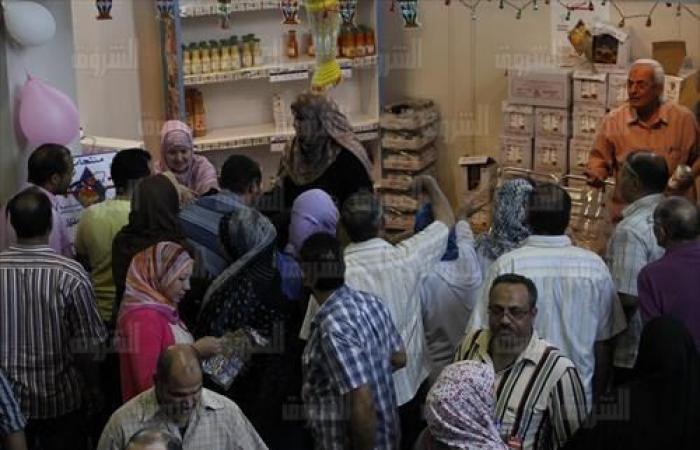 «التموين»: بدء صرف المقررات التموينية لـ70 مليون مواطن قبل شهر رمضان
