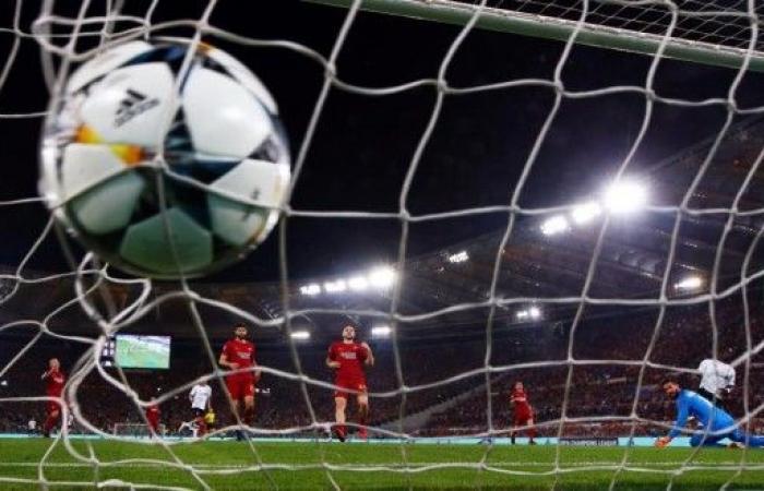 ليفربول ينجو من فخ روما ويبلغ النهائي