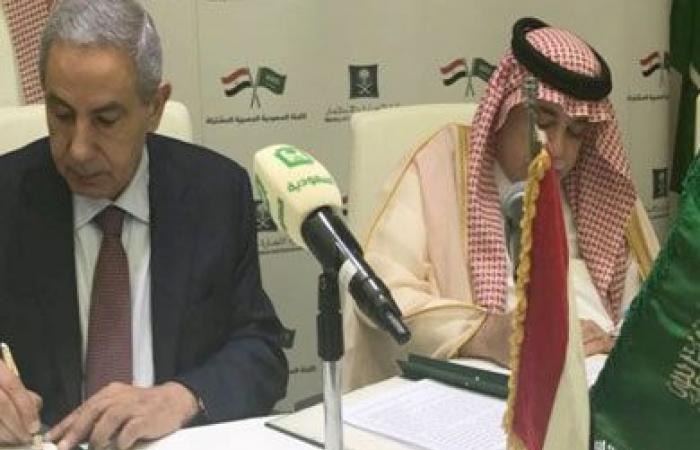 مصر والسعودية تتفقان على تعزيز التعاون المشترك في مختلف القطاعات الإنتاجية والخدمية