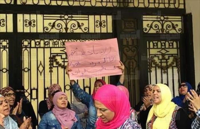 قوات الأمن تخلي شارع الفلكي استعداد لفض تظاهر أولياء الأمور