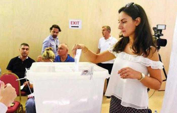 """اقتراع الموظفين """"بروفة"""" ناجحة لعملية الانتخاب"""