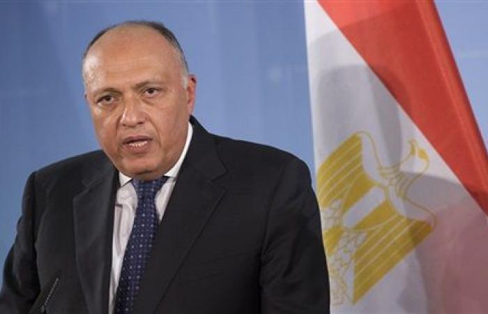 «الخارجية»: تصريحات الوزير حول إمكانية إرسال قوات عربية إلى سوريا ليس مقصودا به مصر