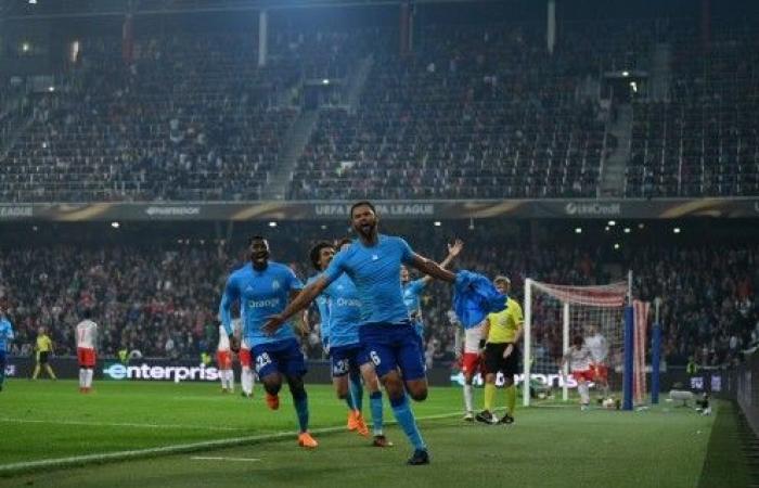 رغم خسارته.. مرسيليا يتأهل إلى نهائي الدوري الأوروبي