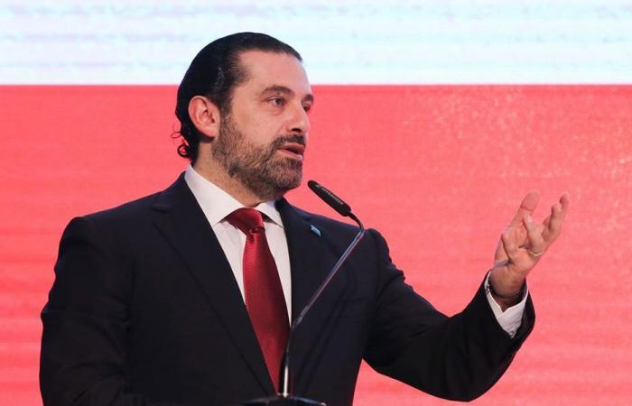 الحريري: علينا ان نتصدى بأصواتنا لمن يستهدفون بيروت