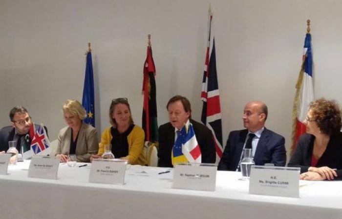 بريطانيا تدعم ريادة الأعمال وتنمية القطاع الخاص في ليبيا بـ 1.5 مليون جنيه إسترليني