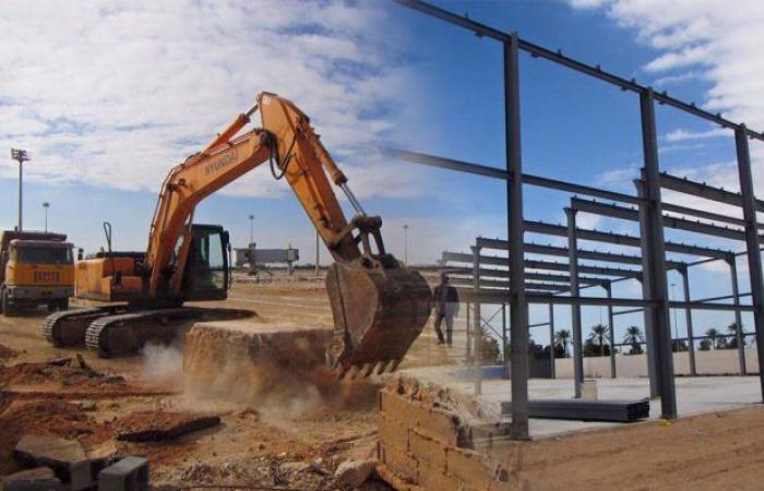 مطار طرابلس الدولي يشهد بدء أعمال التنفيذ خلال أيام