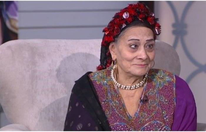 الموت يفجع الوسط الفني المصري برحيل جمالات شيحة