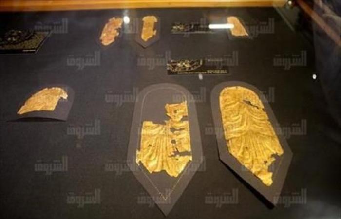 «العناني»: 5 آلاف قطعة أثرية لتوت عنخ آمون و45 أثرا ضخما بالمرحلة الأولى للمتحف الكبير