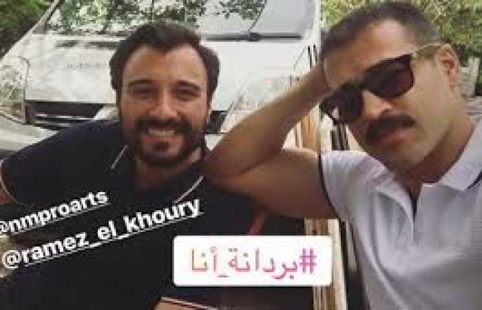 """وسام حنا بـ """"Look"""" جديد يصدم جمهوره"""