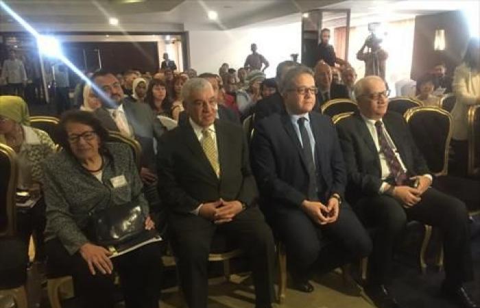 «العناني» يفتتح المؤتمر الرابع لتوت عنخ آمون بحضور وزراء آثار سابقين