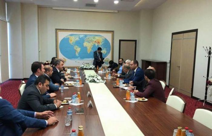 وزير التعليم يُناقش تخصيص منح دراسية إضافية في إطار اتفاق ثنائي مع تركيا