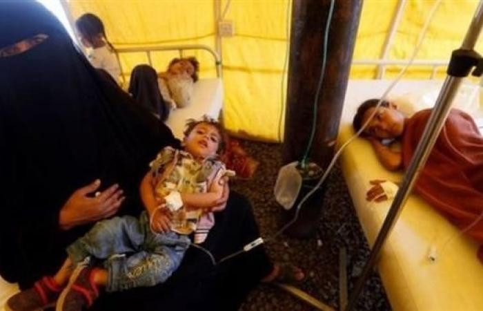 مخاوف من عودة تفشي الكوليرا باليمن خلال شهر رمضان