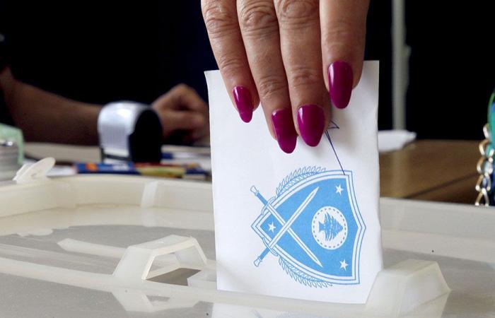 انطلاق الانتخابات في دائرة جبل لبنان الثانية