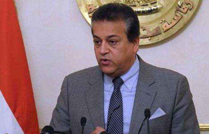 وزير التعليم العالي: نستهدف تطوير 109 مستشفيات الفترة المقبلة