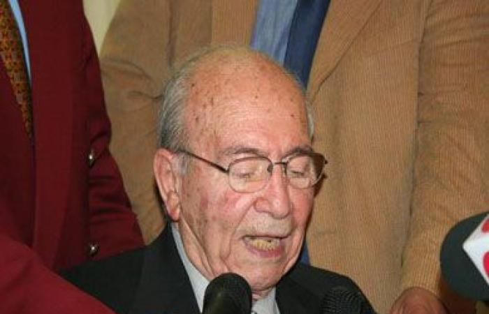 غدا.. جنازة رسمية لخالد محي الدين من مسجد المشير طنطاوي