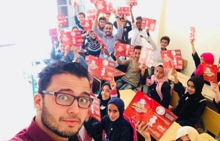 تواصل الحملة التوعوية «سليم» لمخاطر التدخين بمدراس بلدية الرجبان