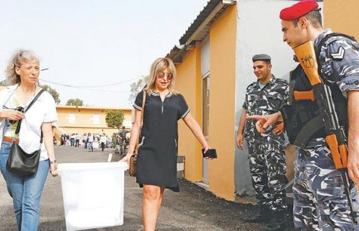 """لبنان ينتخب للمرة الأولى """"نسبياً"""""""