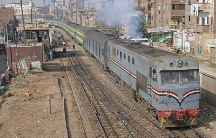 «السكة الحديد» تؤكد انتظام حركة سير القطارات على خط بنها- بورسعيد