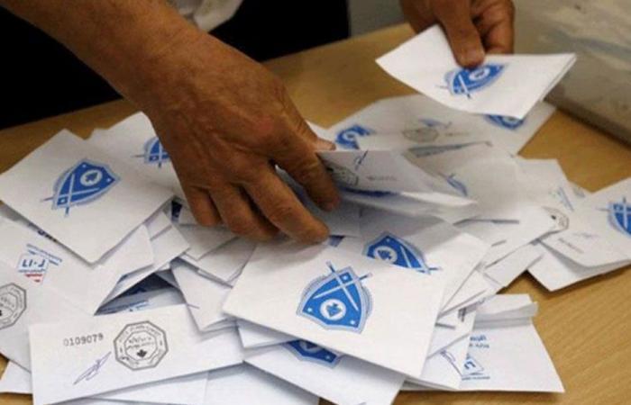 نسبة الاقتراع في النبطية تجاوزت الـ50%