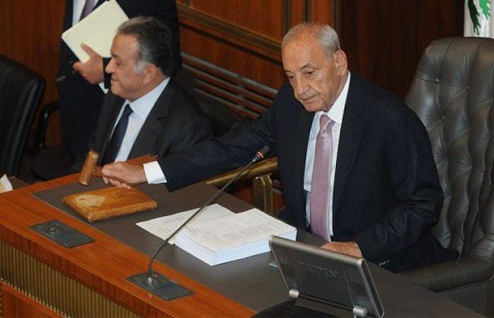 برّي: وزارة المالية للشيعة وسأكون مع العهد!