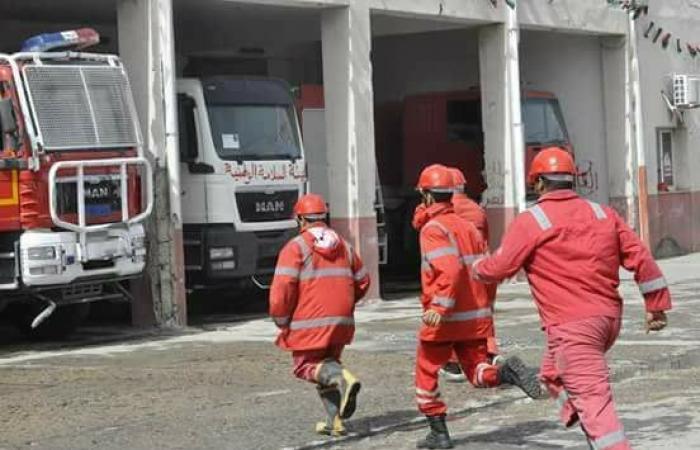 قسم هيئة السلامة بزليتن يُقدم إحصائية لعدد «الحرائق» بالمدينة
