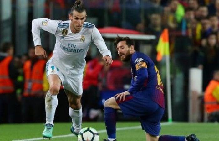 برشلونة يتعادل مع الريال في ليلة وداع إنييستا