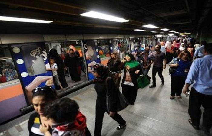 «النقل»: لوحات إرشادية بمحطات المترو للمساعدة في تطبيق نظام التحصيل الجديد