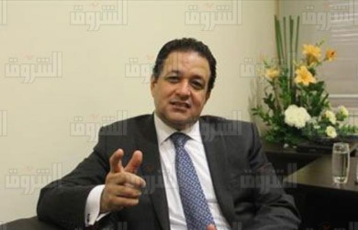 علاء عابد: «لا خلافات مع المصريين الأحرار.. والسياسة ليس لها ثوابت»