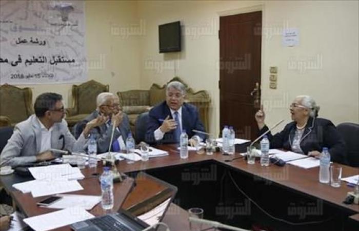 رئيس «تعليم البرلمان» يطالب بالتوسع في مدارس المتفوقين بدلا من «ثانوية التابلت»