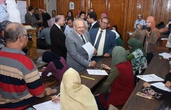 عبدالغفار يفتتح فعاليات ورشة عمل الدورة السابعة لتقييم أداء المعاهد الهندسية