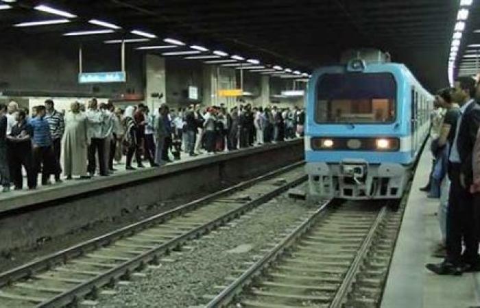 رئيس المترو: 6801 اشتراك في رابع أيام تطبيق الزيادة.. و60% من الإيرادات للديون