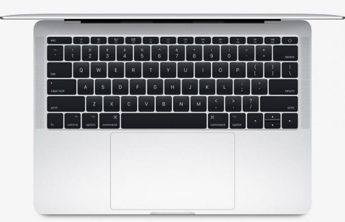 دعوى قضائية ضد آبل من مستخدمي ماك بوك بسبب توقف لوحة المفاتيح