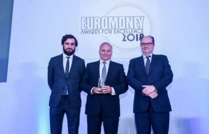 فوز بنك لبنان والمهجر بجائزة أفضل مصرف في لبنان للعام 2018 من مجلة EUROMONEY