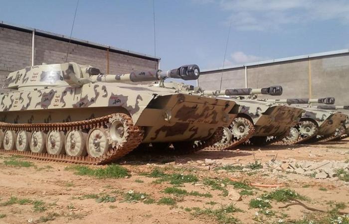 ليبيا.. الجيش يسيطر على مواقع بدرنة ويأسر 21 ارهابيا