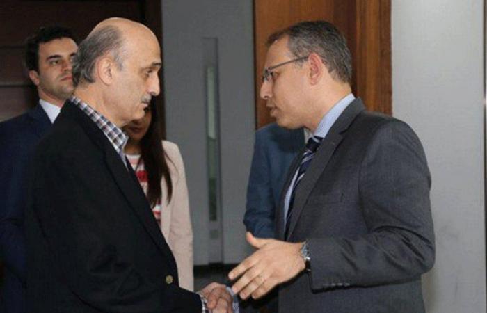 السفير المصري: لا نتدخل في الشأن الداخلي اللبناني
