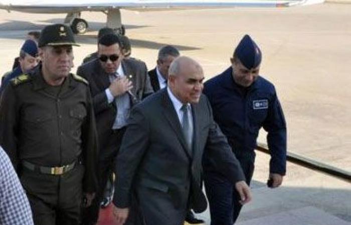 وزير الدفاع يعود الى أرض الوطن بعد زيارة رسمية لروسيا الاتحادية