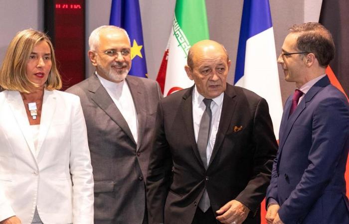 ظريف لنظرائه الأوروبيين: هل من ضمانات لإيران؟