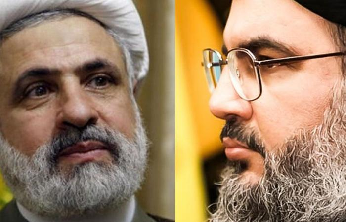 عقوبات أميركية – سعودية على نصرالله ونعيم قاسم